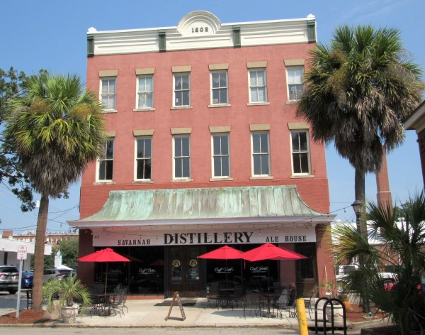 Savannah Distillery